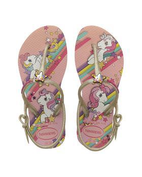 商品Havaianas Freedom My Little Pony Sandal图片