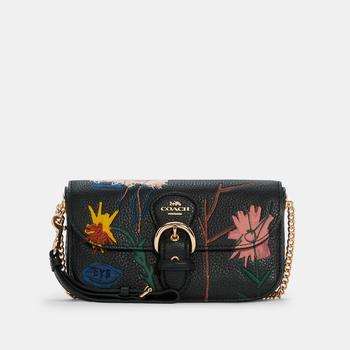 商品女式 蔻驰 联名 Jean Michel Basquiat Kleo 斜挎包图片