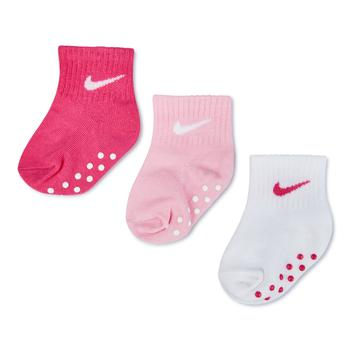 商品Nike Kids No Slip 3Pack Ankle - Unisex Socks图片