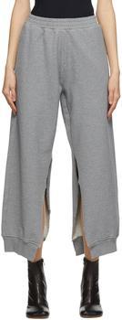 商品Grey Slit Lounge Pants图片