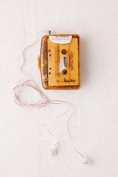 商品透明磁带播放器图片