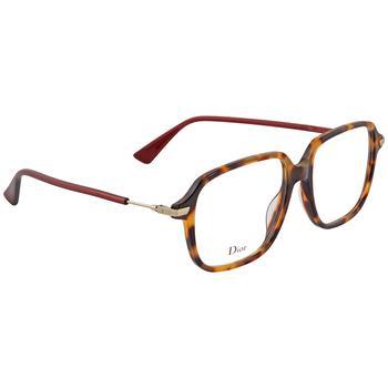 商品Dior Square Ladies Eyeglasses DIORESSENCE19图片