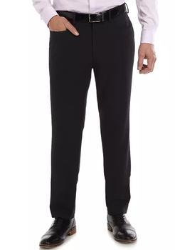 商品Extra Slim Fit Black Suit Separate Pants图片