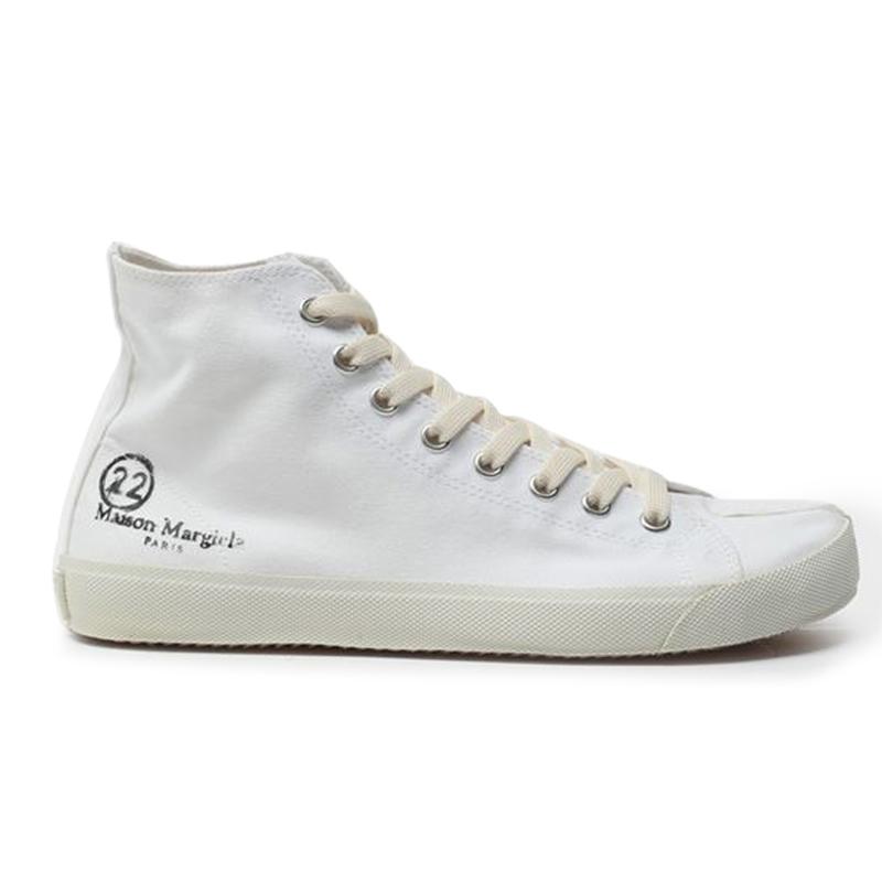 商品TABI 白色分趾运动鞋图片