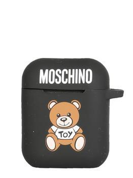 商品Moschino Teddy Bear AirPods Case - Only One Size / Black图片