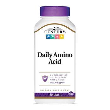 商品21st Century Daily Amino Acid Tablets, 120 Ea图片