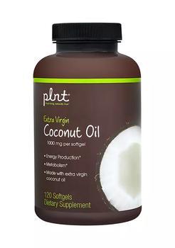 商品Organic Extra Virgin Coconut Oil - 1,000 MG (120 Softgels)图片