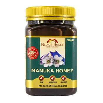 商品Nelson Honey 200+ Manuka Honey 500g图片
