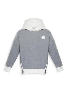 商品Little Girl's & Girl's Side Zipper Sweatshirt图片