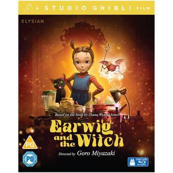 商品Earwig And The Witch图片