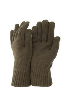 商品CLEARANCE Mens Winter Gloves (Bottle Green) ONE SIZE ONLY图片
