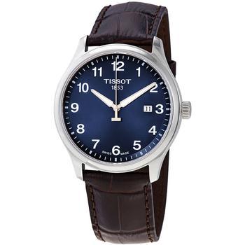 商品Tissot XL Classic Quartz Blue Dial Mens Watch T116.410.16.047.00图片