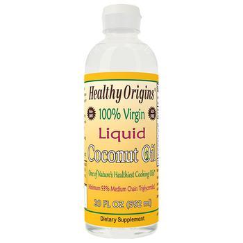 商品100% Virgin Liquid Coconut Oil图片