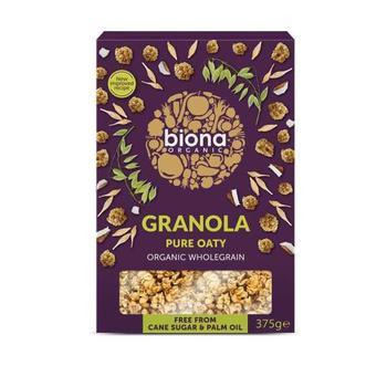 商品Biona Oaty Granola S/F 375g图片