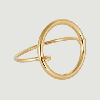 商品Jana bracelet Vermeil Jade Venturi图片