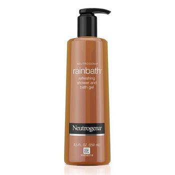 商品Neutrogena Rainbath Refreshing Shower And Bath Gel, Original - 8.5 Oz图片