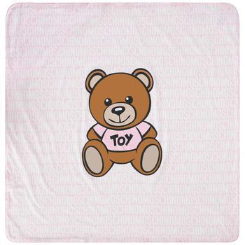商品Girls Teddy Baby Blanket图片