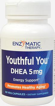 商品Vegetarian: Youthful You™ DHEA 5 mg图片