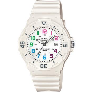 商品Women's White Resin Strap Watch 34mm图片