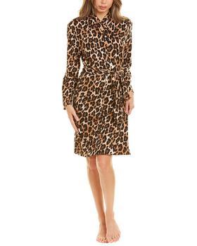 商品N Natori Ombre Leopard Robe图片