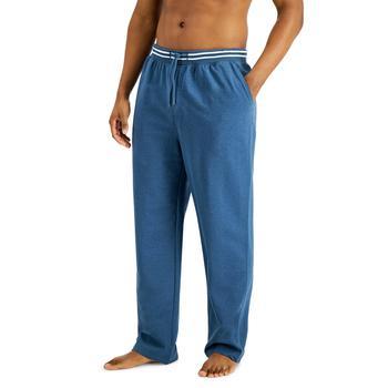 商品Hawthorne Striped-Waist Pajama Pants, Created for Macy's图片
