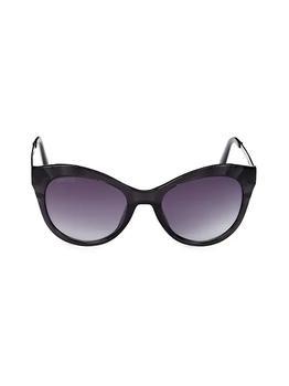 商品51MM Cat Eye Sunglasses图片