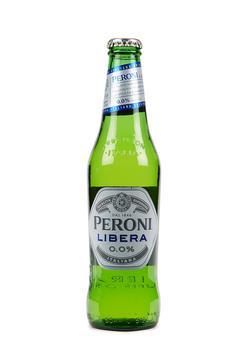 商品Peroni Libera Alcohol-Free Beer 330ml图片