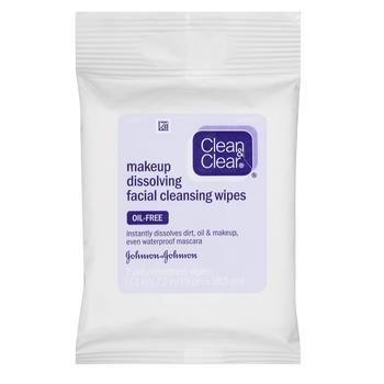 商品Makeup Dissolving Facial Cleansing Wipes图片