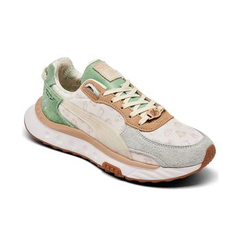 商品Puma x动物之森联名 新款--大童休闲鞋 复古跑步鞋图片