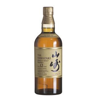 商品山崎12 年单一麦芽威士忌 700ml图片