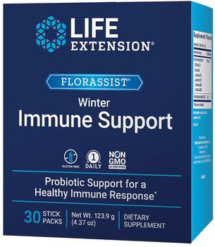 商品Life Extension FLORASSIST Winter Immune Support, 30 stick packets图片