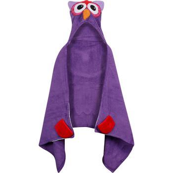 商品ZOOCCHINI - Towel, Purple, Girl, One Size Baby图片
