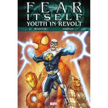 商品Fear Itself Trade Paperback Youth In Revolt图片