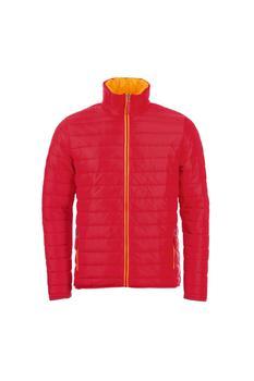 商品SOLS Mens Ride Padded Water Repellent Jacket (Red)图片