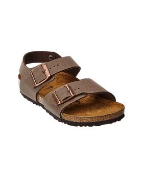 商品Birkenstock New York Kids Birkibuc Sandal图片