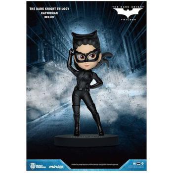 商品Beast Kingdom The Dark Knight Trilogy Catwoman Mini Egg Attack Figure图片