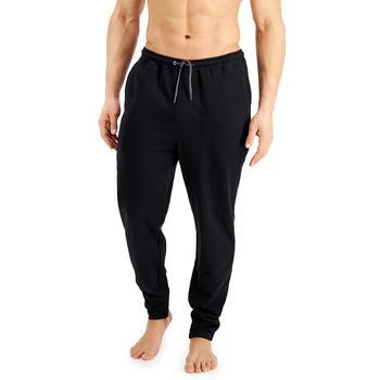 商品Men's Moisture-Wicking Pajama Joggers, Created for Macy's图片