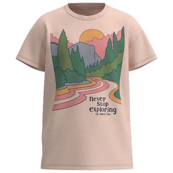 商品Big Girls Exploring Cotton T-Shirt图片