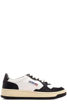 商品Autry Logo Low-Top Sneakers - IT41 / White图片