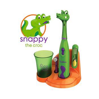 商品Kids Electric Toothbrush Crocodile Set图片