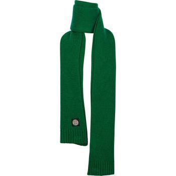 商品Logo scarf in green图片