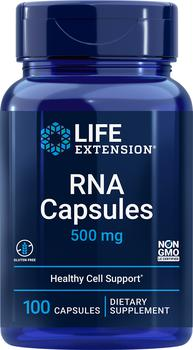 商品Life Extension RNA - 500 mg (100 Capsules)图片