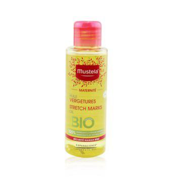 商品Mustela - Maternite Stretch Marks Oil (fragrance-free) 105ml / 3.5oz图片