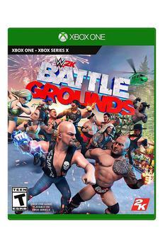 商品Xbox One WWE 2K Battlegrounds Video Game图片