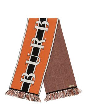 商品Logo Football Cashmere Scarf图片