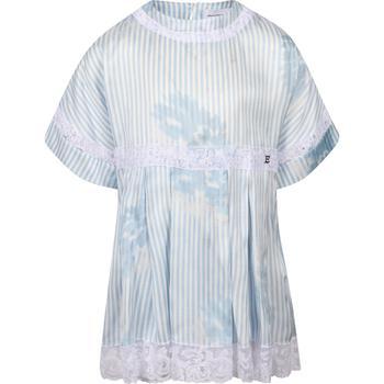 商品ERMANNO SCERVINO KIDS - Special Occasion Dress, Blue, Girl, M (12 yrs)图片