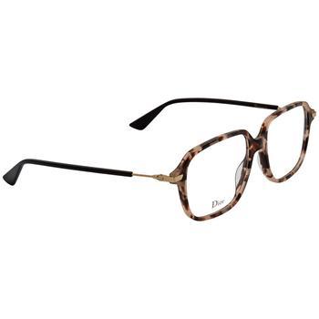 商品Dior Demo Square Ladies Eyeglasses DIORESSENCE19 0HT8图片
