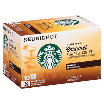 商品K-Cups 咖啡胶囊 焦糖味图片