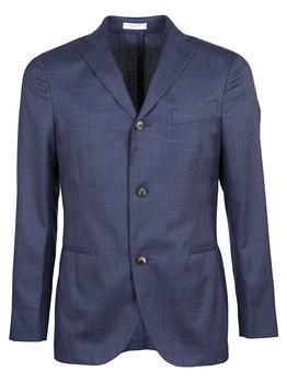 商品Boglioli Single-Breasted Tailored Suit - IT/FR46 / Blue图片