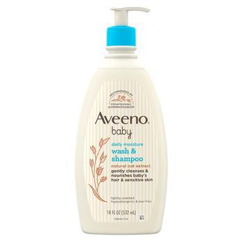 商品婴儿温和洗发水 (含天然燕麦提取物)图片